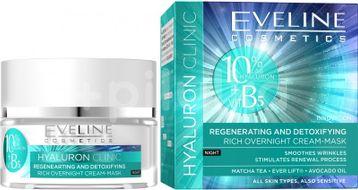 Eveline Cosmetics Hyaluron Clinic, Regenerační noční krém 50ml