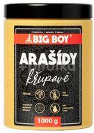 BIG BOY Arašídový krém s křupkami 1000g