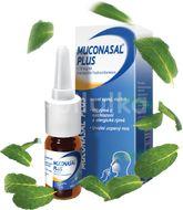 Muconasal® Plus 1.18mg/ml nosní sprej 10ml