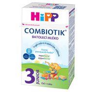 HiPP 3 JUNIOR Combiotik mléko 500g