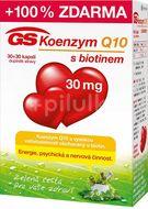 GS Koenzym Q10 30mg 30+30 kapslí