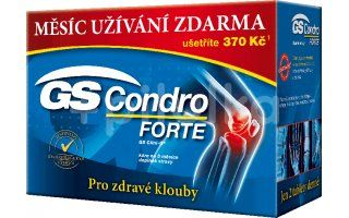 GS Condro Forte tablety 120 + 60