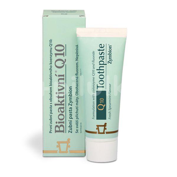 Bioaktivní Q10 Zubní pasta Zymbion (Q10 zubní pasta) 75ml