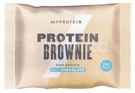 MyProtein Protein Brownie Bílá čokoláda 75g