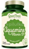 GreenFood Nutrition Aquamin + Vitamin D3 60kapslí
