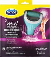 Scholl Velvet Smooth Pro Elektrický pilník na chodidla do vody 1ks