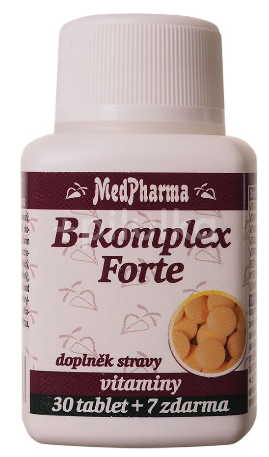 MedPharma B-komplex Forte 37 tablet
