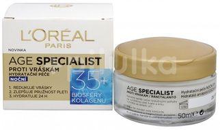 L'oréal Dex Age Expert 35+ noční krém 50ml