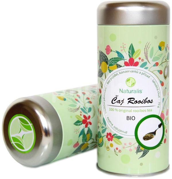 Naturalis  BIO Rooibos čaj 70g