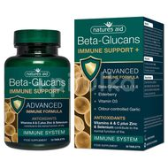 Natures Aid Beta-Glukany 150mg (s vitamíny A ,C,D) 30 tablet