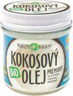 Purity Vision Kokosový olej panenský BIO 120ml