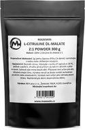 MAXXWIN L-Citrulline DL-Malate 300g