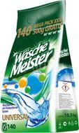 WascheMeister Prací prášek Universal (140 dávek) 10,5kg
