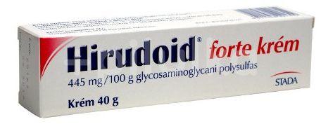 Hirudoid Forte dermální krém 40g