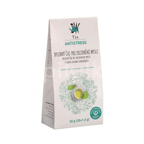 BW Tea Antistress čaj pro uklidnění 20x1,5g