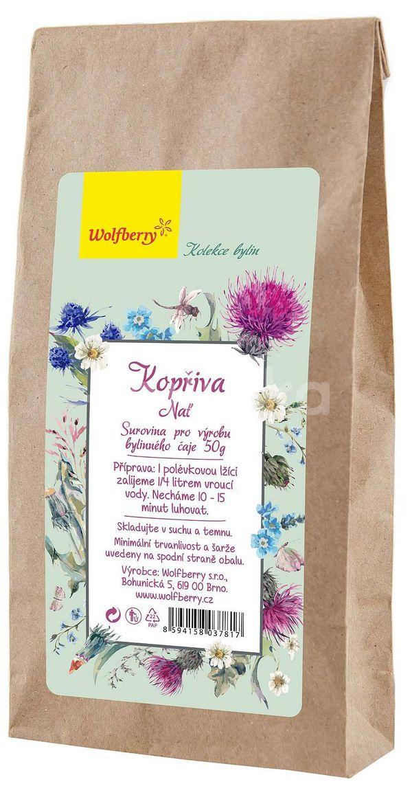 Wolfberry  Kopřiva bylinný čaj 50g