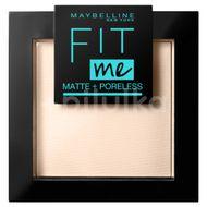 Maybelline Fit Me Powder 120 Classic Ivory rozjasňující pudr 9g