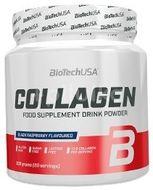BioTechUSA Collagen černá malina 300g