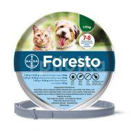 Foresto obojek pro kočky a malé psy do 8kg, 38cm 1ks