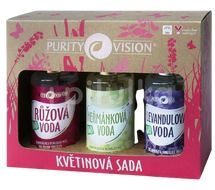 Purity Vision Květinová sada 3x100ml