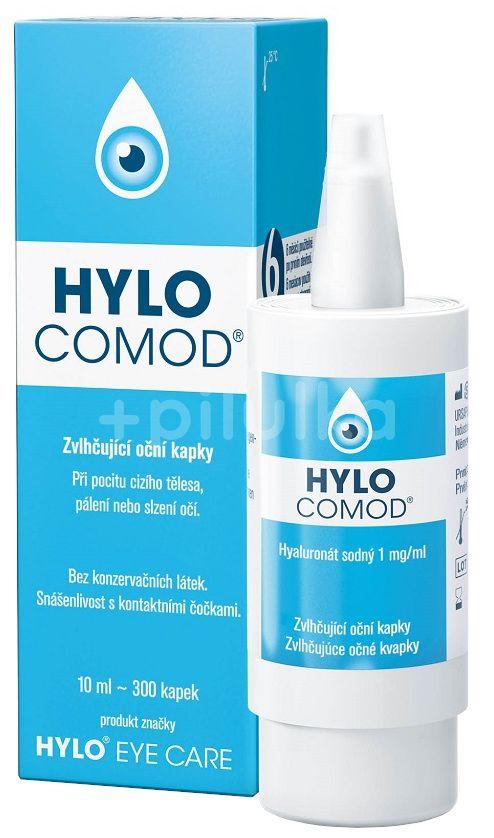 Hylo COMOD sterilní roztok 10ml