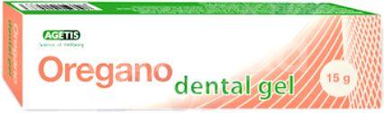 Oregano gel na dentální hygienu 15g