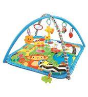 Sun baby Hrací deka zvířátka s polštářkem 27290, B05.024.1.1. 1ks