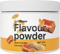 GymBeam Flavour powder peanut butter caramel 250g