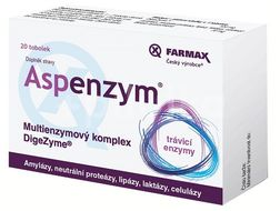 Aspenzym 20 tobolek