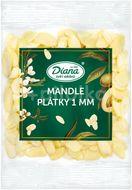 Diana Company Mandle plátky 1mm 100g