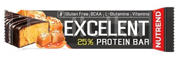 Nutrend Excelent Protein Bar slaný karamel 85g