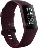 Fitbit Charge 4 Fitness náramek rosewood