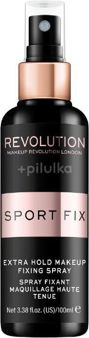Revolution Sport Fix fixační sprej na makeup 100ml