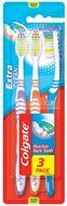 Colgate Zubní kartáček Extra Clean střední 3-pack