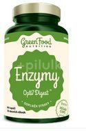 GreenFood Nutrition Enzymy Opti 7 Digest 90kapslí