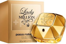 Paco Rabanne Lady Million EDP tester 80ml