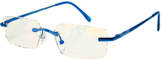 Glassa Brýle na počítač PCG06 modrá