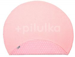 MAXI podložka MINKY, pink / stars
