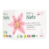Eco by Naty Dámské ECO tampóny normal 18ks