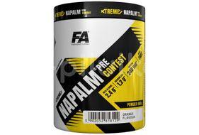 Fitness Authority Xtreme Napalm Pre-Contest lemon-lime 500g