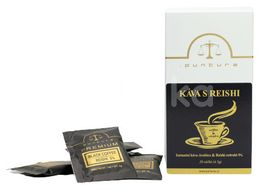 Puntura Káva s extraktem medicinální houby Reishi 5%, 20 ks a 5g