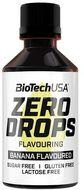 BiotechUSA Zero Drops banán 50ml