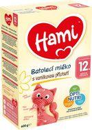Hami batolecí mléko s vanilkovou příchutí od uk. 12. měsíce 600g