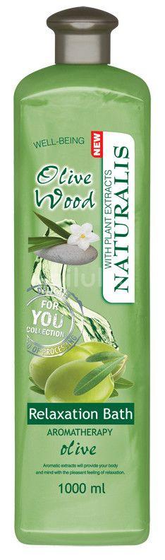 Naturalis relaxační lázeň Olive Wood 1000ml
