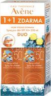 AVÈNE Spray 50+ pro děti 200ml DUO