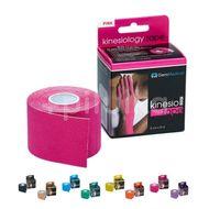 GM kinesiology tape 5cmx5m růžový