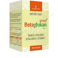 Aurovitas Betaglukan Extra+ 400mg 90ks