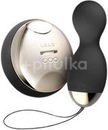 Lelo Insignia SenseMotion Luxusní vibrátor Hula černá