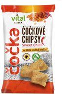 Rej Chipsy čočkové sweet chilli 65g