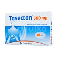 Tasectan 500mg 15 tobolek